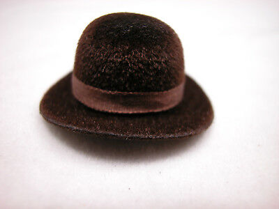 Xmas Heidi Ott  Dollhouse Miniature Men/'s Cow Boy Hat  1:12 Scale New  #XZ782GW