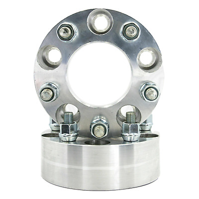 5x5 5x127 to 5x120 US Wheel Adapters 19mm Thick 1//2x20 Studs 78.1mm Bore x 4