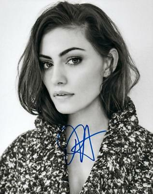 Phoebe Tonkin 8x10 Autographed Photo Picture signed Pic with COA