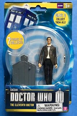 Doctor Who 11th Doctor Action Figure Eleventh Dr. Who Wave 2