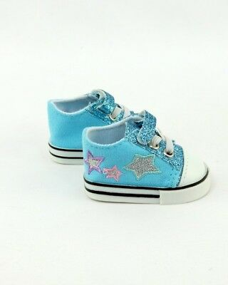 """18/"""" American Girl Doll Sneakers Stars Accessories Clothes Shoes"""