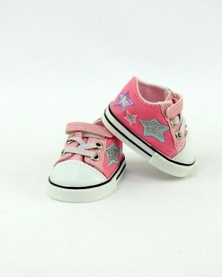 """18"""" American Girl Doll Sneakers Stars Accessories Clothes Shoes"""