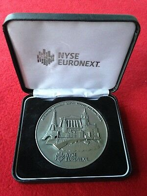 NYSE Euronext Commemorative Coin - Therapeutics MD 2013 - Limited Edition