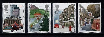 SG1290-1293 1985 ROYAL MAIL 350th ~ UNMOUNTED MINT GB