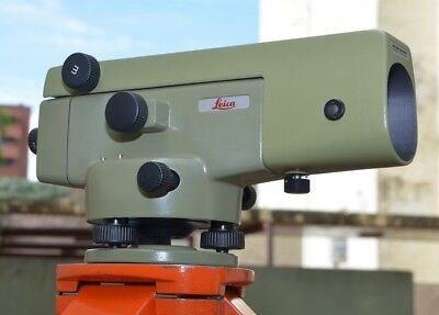 LEICA NA2 WITH WILD GPM3 High Accuracy Precision Level, Certified