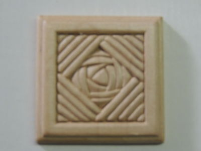 1 New Unfinished Solid Maple Wood Block~Hardware~Wookworking~Crafts~#46