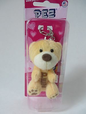 2011 Pez Collectibles ~ Bear Key Chain ~ New in Package ~ FREE SHIPPING!