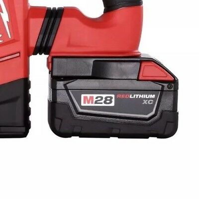Brand New Milwaukee M28 FUEL 28-Volt Lithium-Ion XC Battery Free Shipping