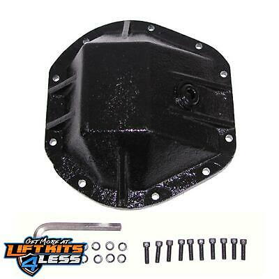 Rugged Ridge 16595.44 Heavy Duty Differential Cover for 1967-06 Jeep Cherokee SJ