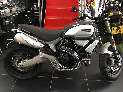 Ducati Scrambler 1100 Special In Stock Now !!