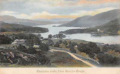 Coniston Lake from Beacon Crags, Souvenir