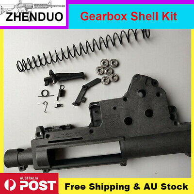 Upgrade Nylon Gearbox Shell Kits For Gen8 M4A1 SCAR V2 Gel Ball Blaster Toy AU