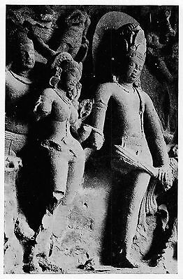 India Elephanta Caves Marriage of Shiva and Parvati