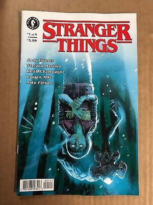 Stranger Things #1 Albuqeurque Variant Cover Dark Horse Comics (2018)