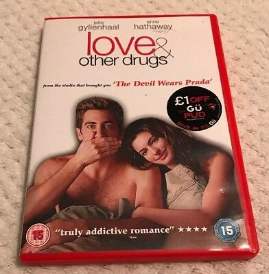 Love and Other Drugs DVD Jake Gyllenhaal Anne Hathaway