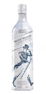Johnnie Walker White Walker LIMITED EDITION Free Shipping !! Pre order confirmed
