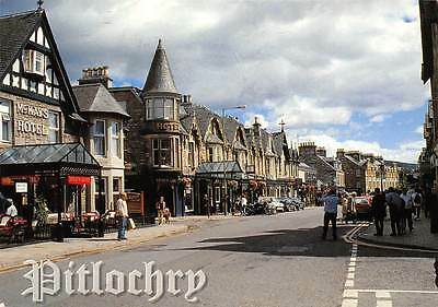 Scotland Pitlochry Tayside photo by R. Fallowfield