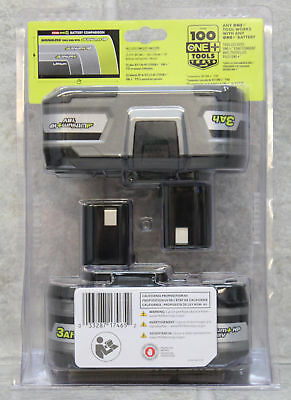 Ryobi 18-Volt ONE+ Lithium+ Plus HP P162 Battery 2 Pack 3Ah