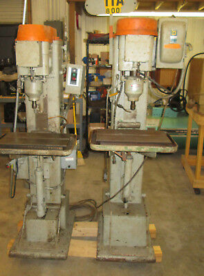 Two used Snow tappers for parts or repair.