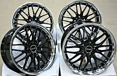 "Alloy Wheels 18"" Cruize 190 Bp Fit For Ford Transit Connect Edge Escape"