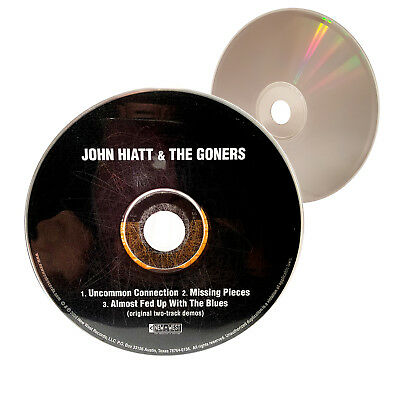 (Nearly New) John Hiatt & The Goners 2003 Two-Track Demos CD - XclusiveDealz