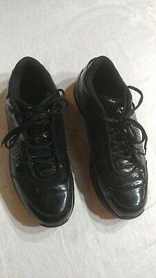 Reebok DMX Max Mens Size 11 Fashion Sneakers Walking Shoes Black Patent  leather a6054fbe6