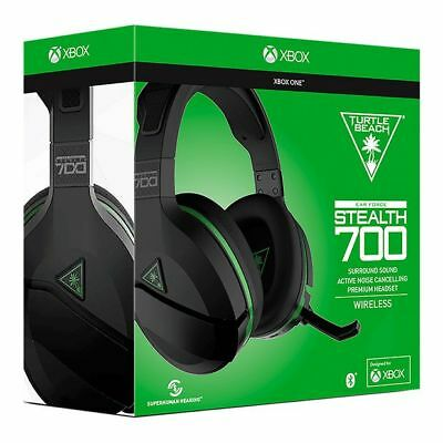 NEW TURTLE BEACH STEALTH 700 Gaming Headset Wireless - Xbox One