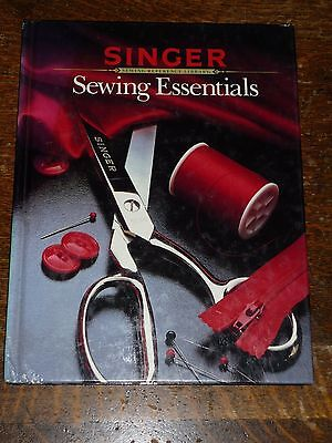 Sewing Essentials  Singer Sewing Reference Library  1984 by Kittleson 0394540514
