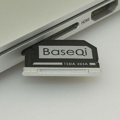 Baseqi Ninja Stealth Drive for MacBook Pro Retina 13'' 303A