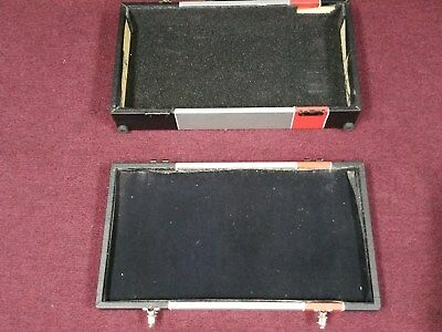 West Coast Hard Case Pedal Pedalboard Board Guitar Effects Case