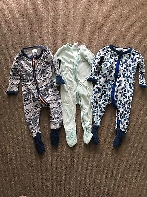 Bonds Zippies Bundle Unisex Size 00 3-6m