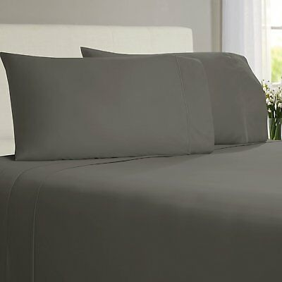 Full Bamboo Sheet Set Softest Bed Sheets Thermal Regulating And Hypo