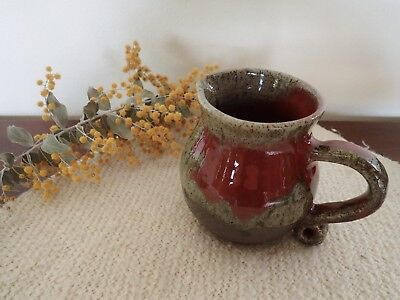 Woodfired Original Handmade Ceramic Jug