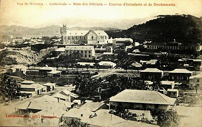 Carte Postale Ancienne Nouvelle Caledonie (New Caledonia)