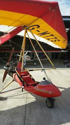 Microlight Pegasus XLQ in great condition!
