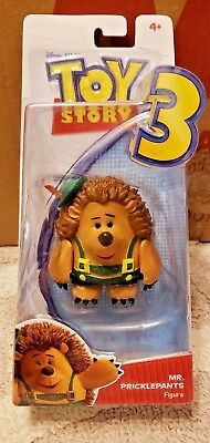 "Toy Story 3 Mr. Pricklepants hedgehog 4"" figure"