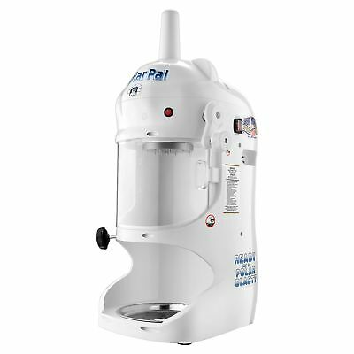 Great Northern Polar Pal Block Ice Shaver | Electric  Snow Cone Maker | Built In