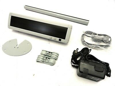 New In Box PPD220RED AMS PPD Red LED Digital Display Panel 2 Lines