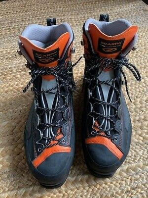 d8b57082797 SCARPA REBEL PRO GTX boots - Used Once Excellent Condition Size 44