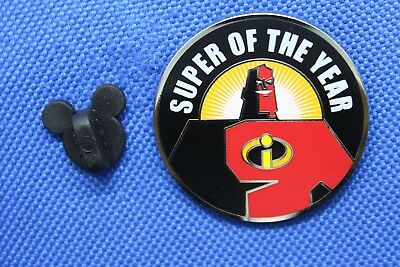 *THE INCREDIBLES* (Super of The Year) Mr. Incredible - Collectible Disney Pin