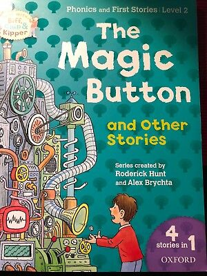 Oxford Reading The Magic Button: Level 2