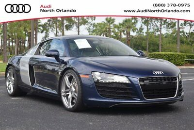 2009 R8 4.2L 2009 Audi R8,  with 31,894 Miles available now!