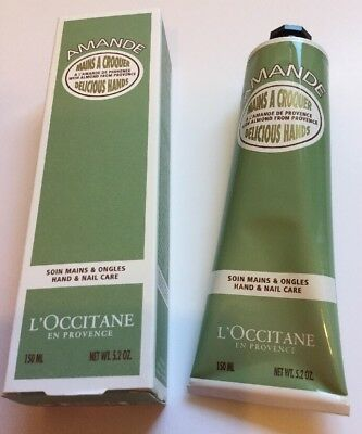 L'Occitane Almond Delicious Hands Hand Cream 150mlBoxed