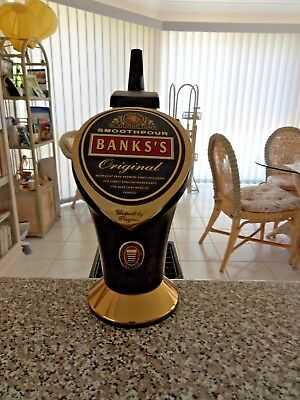 Banks's Original Smoothpour Beer Font