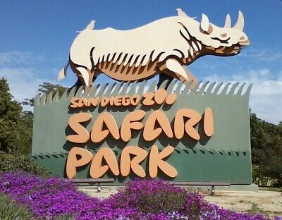 San Diego Zoo Safari Park Tickets Promo A Tool Savings Deal 1 Day Child Or Adult
