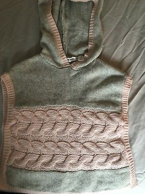 COuntry Road Poncho size S