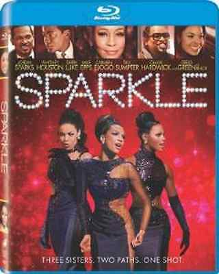 Sparkle [blu-raY] - NEW blu raY FREE UPGRADE TO 1ST CLASS