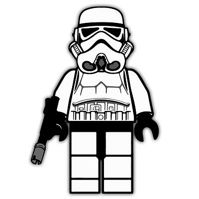 Lego Stormtrooper Limited Edition Collectible Enamel Pin Star Wars