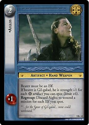 Reflections Lord of the Rings TCG Deci LOTR Mint//Near Mint Slippery as Fishes
