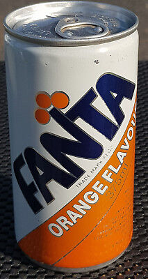 Collectable Soft Drink Can